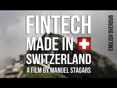 FinTech Made in Switzerland (2016) - English overdub