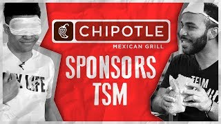 Chipotle Sponsors TSM Fortnite! (Blind Taste Test Challenge)