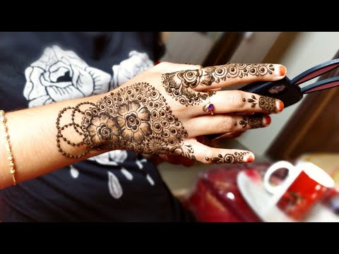 Cute And Simple Mehndi Designs Mehndi Designs Simple And Easy