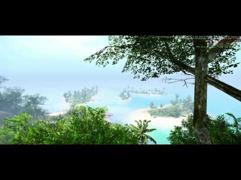 CryEngine 3 Ultra Real Islands and Ocean - (Part 1 1080p)