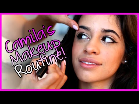 Fifth Harmony - Camilas MakeUp Routine - Fifth Harmony Takeover Ep. 37