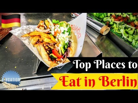 TOP PLACES TO EAT IN BERLIN GERMANY | FOOD GUIDE