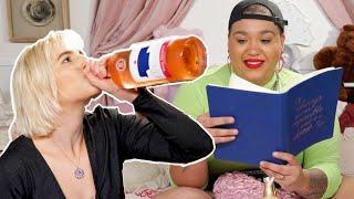Drunk Women Read Their Diary Entries