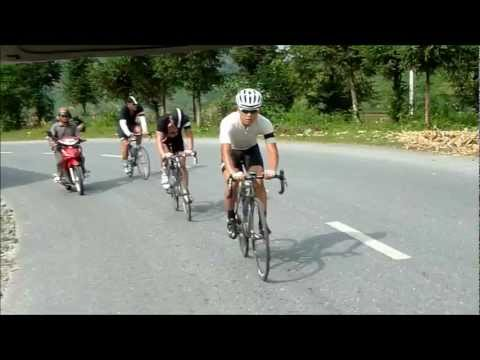 Road cycling Vietnam