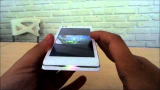 Impresi Desain dan Material Sony Xperia L