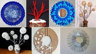 11 идей декора для дома. Декор своими руками