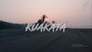 কুয়াকাটা সমুদ্র সৈকত - KUAKATA TOUR 2018 - Travel Video - Padma River - Highway Riding - Asm Asif
