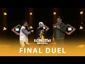 Boy Wiliam Duet Beat Box Dengan Anisa | Final Duel 2 | Rising Star Indonesia 2016