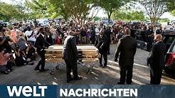 WELT SONDERSENDUNG: Abschied in Houston - Trauerfeier für George Floyd