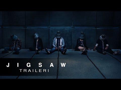 JIGSAW elokuvateattereissa 27.10.2017 i