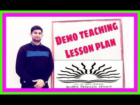KVS #demo class : #Lesson #plan #APS #KVS : #Teacher #Interview Adjectives #विशेषण