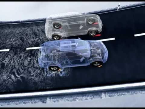 BMW xDrive System.