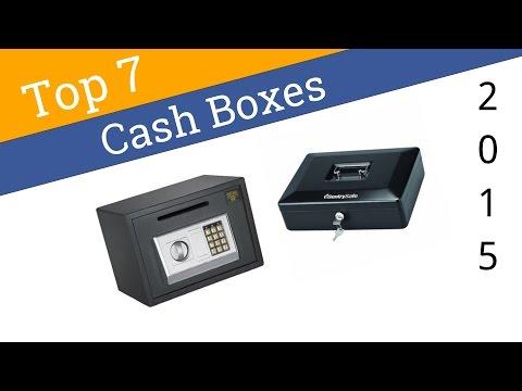 7 Best Cash Boxes 2015