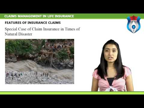 CLAIMS MANAGEMENT IN LIFE INSURANCE