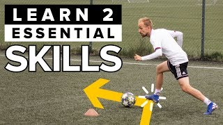 2 FOOTBALL SKILLS EVERY WINGER NEEDS TO LEARN