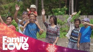 Family Is Love | Just Love | ABS-CBN Christmas Station ID 2018