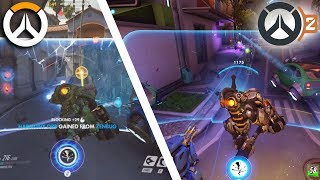 Overwatch 2 Side-by-Side Comparison