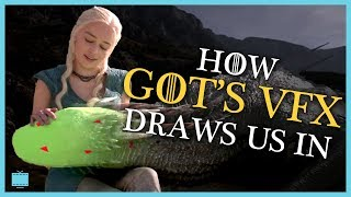 How Game of Thrones' Visual Effects Draw Us In