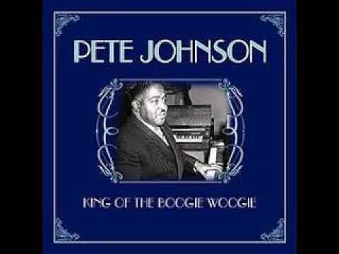 Pete Johnson..piano .kansas city 25.04.1904 X 23.04.1967
