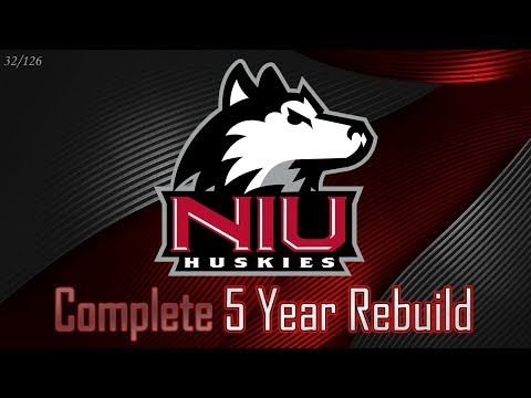 Snubbed from the Natty? | Northern Illinois 5-Year Rebuild | NCAA Football 14 (32/126)