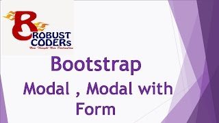 Bootstrap3 tutorial in hindi part-18 | Bootstrap Modal | How to Create Bootstrap Modal Example