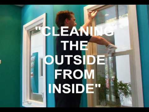 CertainTeed Double Glazing for Cleaning