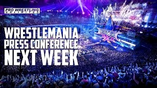 WrestleMania 34 To Be Announced Next Week At Major Press Conference; WrestleMania 33 Axxess Dates