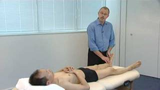 Acupuncture DVD - How to Locate Acupuncture Points (CUN Lower Leg Medial)