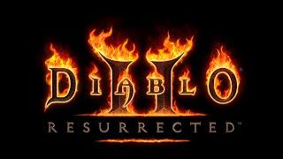 D2R:디아블로2레저렉션 D27 탈셋을 부르는 방송!! 무공 횃불오너! 디.진.남.크딜라디오(Diablo2R…