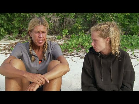 """Désirée Steno: """"Man ljuger ju folk rätt upp i ansiktet""""  – Robinson (TV4)"""