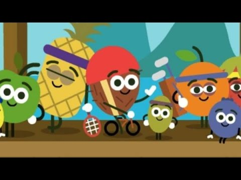 Google Doodle Olympics Games Río 2016 Gameplay Youtube