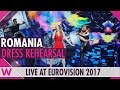 """Download Romania: Ilinca and Alex Florea """"Yodel It!"""" semi-final 2 dress rehearsal @ Eurovision 2017 MP3 song and Music Video"""