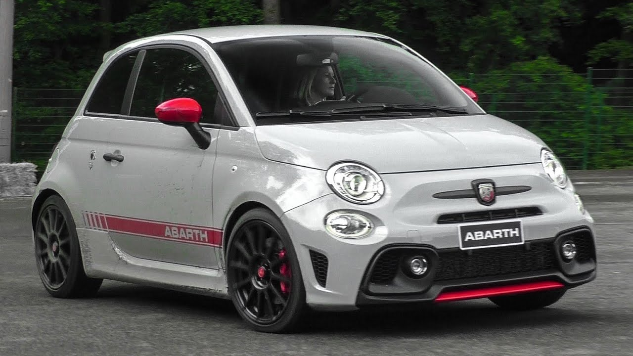 my2018 abarth 500 595 competizione accelerations and. Black Bedroom Furniture Sets. Home Design Ideas