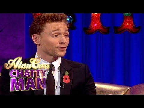 Tom Hiddleston Talks About Her Character, Loki!| Full Interview | Alan Carr: Chatty Man