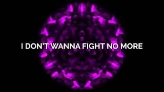 Don't Wanna Fight by Alabama Shakes (LYRIC VIDEO)