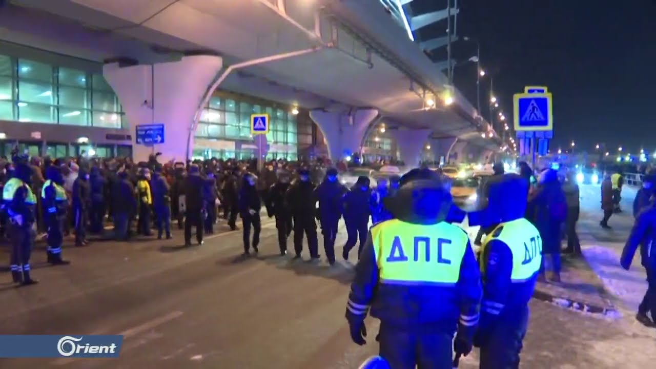 تنديد دولي واسع باستخدام العنف ضد المتظاهرين الروس.. والاتحاد الأوروبي يبحث فرض عقوبات ضد موسكو  - 18:58-2021 / 1 / 25