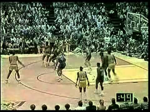 1989 NBA FINALS Game 4 7of10 Pistons Lakers joe dumars James Worthy