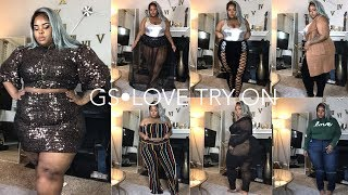 A Pretty Bomb GS LOVE Try On Haul | Plus Size