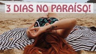 VLOG: 3 DIAS EM PARATY    Claudinha Stoco