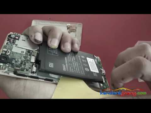How To Replace Battery Xiaomi Redmi 3 Pro, 3S, 3X