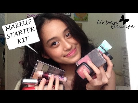 Beginner Makeup Must-Haves ( Drugstore Makeup Starter Kit ) | Nadya Aqilla | Indonesia