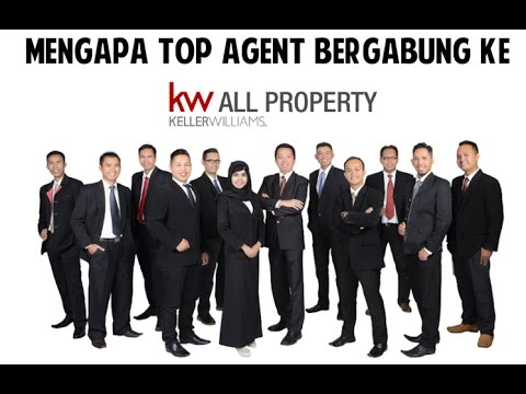 Top Agent Palembang Memilih Keller Williams All Property
