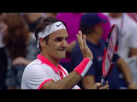 US Open: Roger Federer Wins 18 Grand Slam Title
