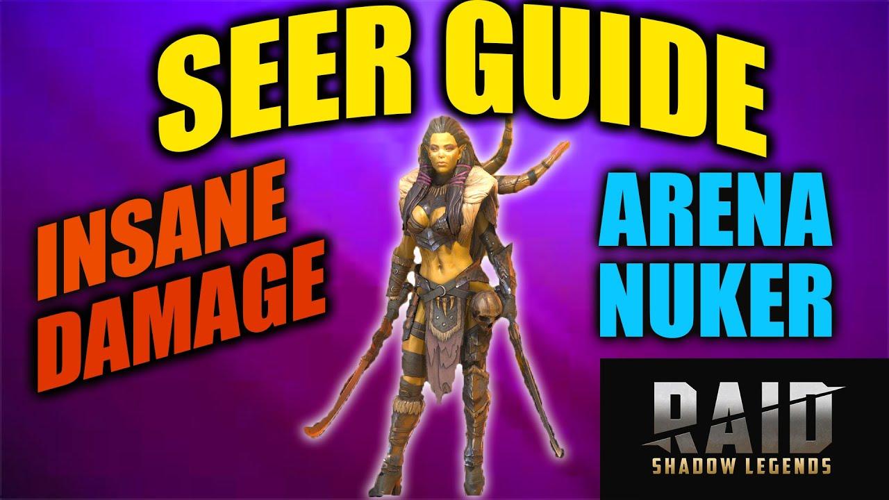 Seer Guide - Raid Shadow Legends