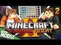 Survival Friday S2 | EP2 | Diamonds and Green Stuff!