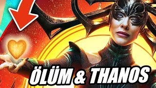 I am explaining the relationship between HELA,THANOS and SOUL STONE.HOLD TIGHT