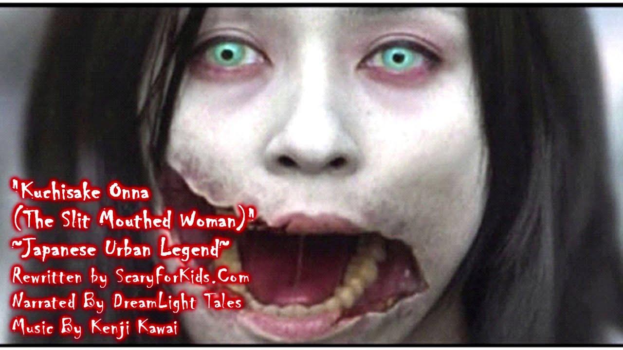 Slit Mouth Woman Urban Legend 19