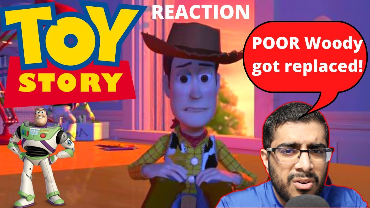 Download TOY STORY MOVIE REACTION   TO INFINITY, AND BEYOND!   FIRST TIME WATCHING #toystory #buzzlightyear