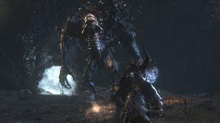 Bloodborne Bloodletting Beast (Worm Head) Boss Fight