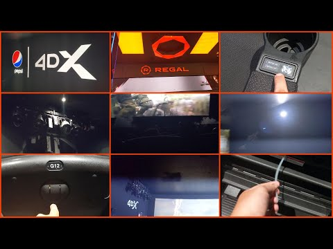 Download Regal 4DX Movie Experience w/ Fast 9!